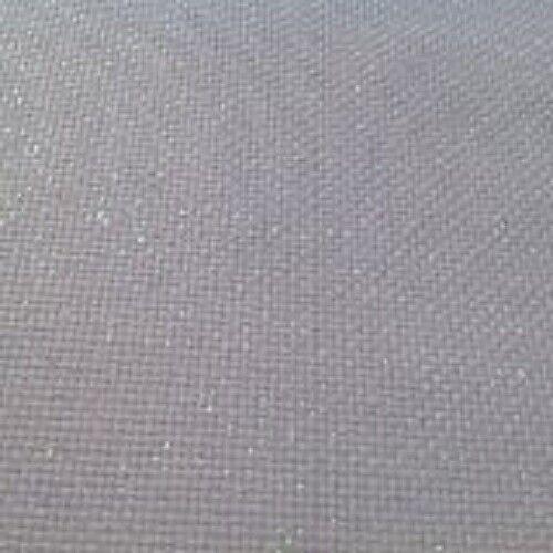 14 Count White Glitter 40x40cm plus 2 free needles