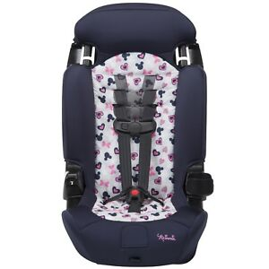 Baby-Safety-Convertible-Car-Seat-2in1-Toddler-Kids-Travel-Chair-Booster-Highback