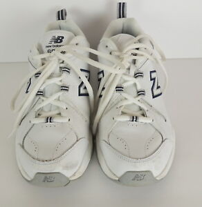 New-Balance-608-V4-Womens-ABZORB-Sneakers-Size-8-5-White-WX608V4W