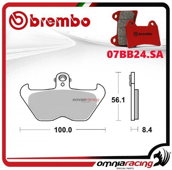 Brembo SA pastillas freno sinterizado frente BMW R1100S / K1200LT 1999>2000