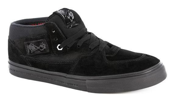 VANS x METALLICA - Half Cab Pro Shoes (NEW) Mens Sizes 8-13 BLACK Free Shipping!