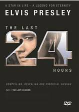 ELVIS PRESLEY - THE LAST 24 HOURS NEW DVD