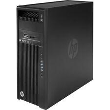 HP Z440 Workstation - Intel Xeon E5-1607 v4 Quad-core 3.10 GHz - 8GB RAM 1TB HDD