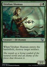 4x Viridian Shaman | nm/m | Commander 2015 | Magic mtg