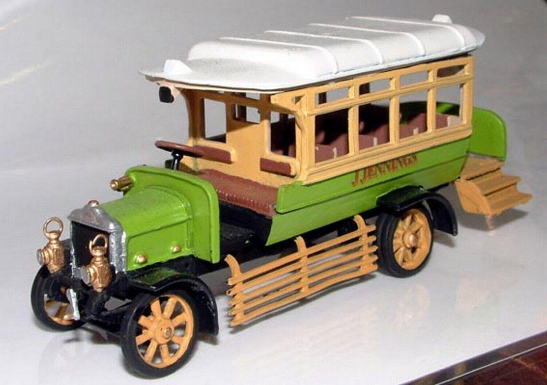 Aec B Tipo Singolo Deck autobus Scala Oo 1 76 Non Verniciato Kit S5 Langley modellolos