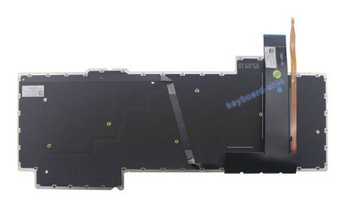 Original New For Asus ROG G752V G752VL G752VS series laptop US Backlit Keyboard