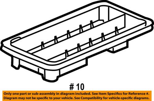 Saturn GM OEM 03-07 Ion Quarter Panel-Relief Valve 22720113
