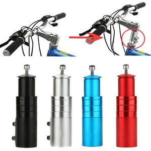FA-1-1-8-034-Mountain-Bike-Velo-Guidon-Fourche-Tige-Rise-Up-Extender-Riser-Adaptateur-sightl