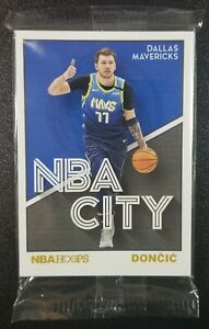 Rare-Sga-Luka-Doncic-NBA-CITY-Team-Set-Sealed-Dallas-Mavericks-Panini-2019-2020
