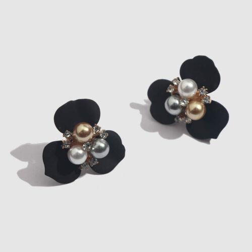 Jewellery Dangle Charm Boho Drop Fashion Womens Ear Stud Earrings Flower