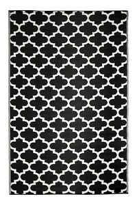 Outdoor Rug Recycled Plastic Mat
