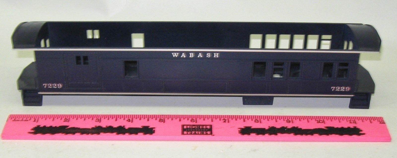 Lionel neue 7229 wabash shell