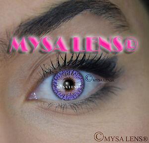 Colored-Contact-Lenses-Kontaktlinsen-Violet-S3-324-Lens-Color-1-Year-MYSA-LENS