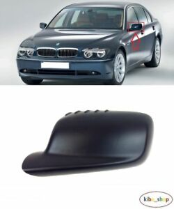 BMW 3 Series E90 2008-2012 Primed Door Wing Mirror Cover N//S Passenger Left