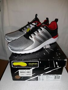 Details about adidas cloudfoam lite racer star wars AW4271 UK 8 US 8.5