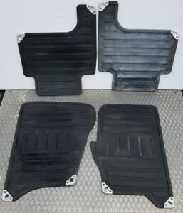 Carbon Tailored RHD Land Rover Range Rover Sport Car Mats 2005-2013