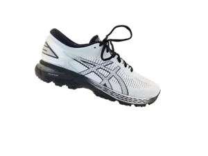 ASICS-Gel-Kayano-25-Cross-Training-Running-Shoes-Grey-Black-Men-039-s-Size-8-M-D