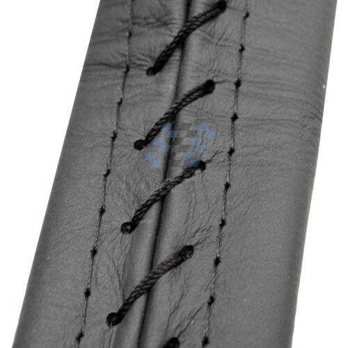 Funda de volante para Bmw E36 realizada en cuero liso o perforado hilo aguja