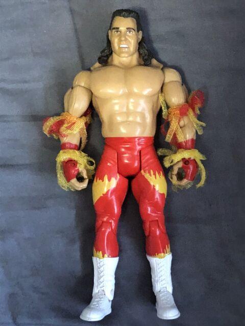 WWE Jakks Classic Superstar Brutus Barber Beefcake WWF Wrestling Loose