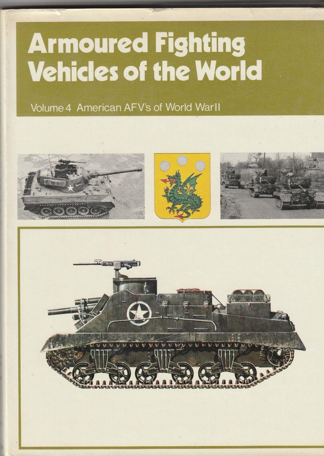 Carri e veicoli corazzati USA II Guerra