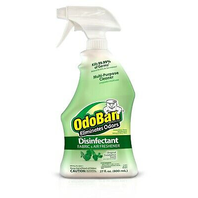New Odoban Eucalyptus Scent Disinfectant Fabric And Air