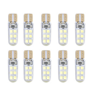 10Pcs-DC-12V-T10-2835-LED-Canbus-Super-Bright-Car-Width-Lights-Lamps-Bulbs-White