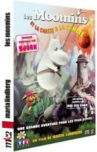The-Moomins-And-Hunting-A-La-Comet-Maria-Lindberg-DVD-New