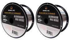 2 Rolls Er4043 0030 In Dia 1 Lb Aluminum Mig Welding Wire Spool M 4043