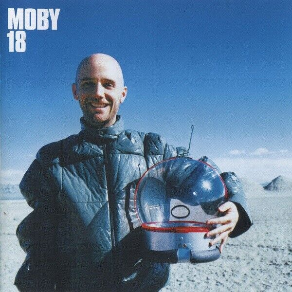Moby: 18, electronic