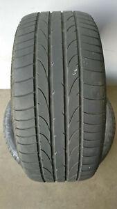 2-X-Bridgestone-Potenza-RE-050-245-45-r17-95w-RFT-gomme-estive-PNEU-bande-TYRE