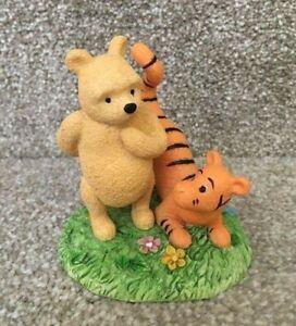 Classic Pooh Figurine 'Pooh & Tigger' by Border Fine Arts Studio #A22909