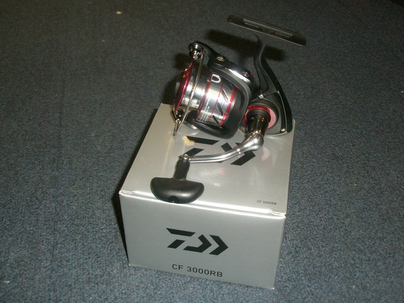 Daiwa Crossfire  LIMITED EDITION Front Drag Fishing Reel ALL SIZES  unique shape