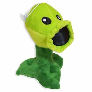 Details about Plants vs Zombies Peashooter Plush Toy - NEW - FREE FAST USA  SHIPPING