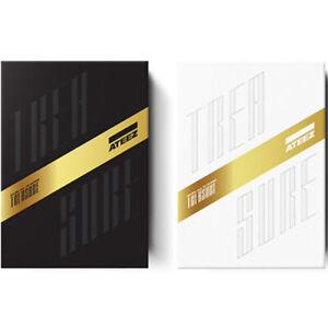 ATEEZ-TREASURE-EP-FIN-ALL-TO-ACTION-Album-Preorder-CD-Book-Poster-Polaroid-Gift