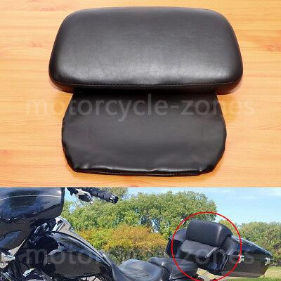 Razor Chopped Tour-Pak Backrest Pad For Harley Davidson Touring Tri Glide 14-17