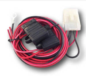 4 prong third brake light dome light wire harness a kit atc c90 rh ebay com 4 prong trailer wiring harness diagram Step-Thru Harness
