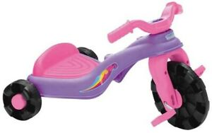 American-Plastic-Toys-sweet-PETITE-Cycle-Trike-Scooter-Kids-Girls-Bicycle-LU