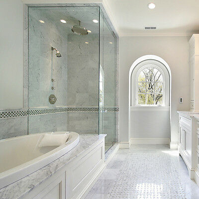 24 X24 Bianco Carrara Polished Marble