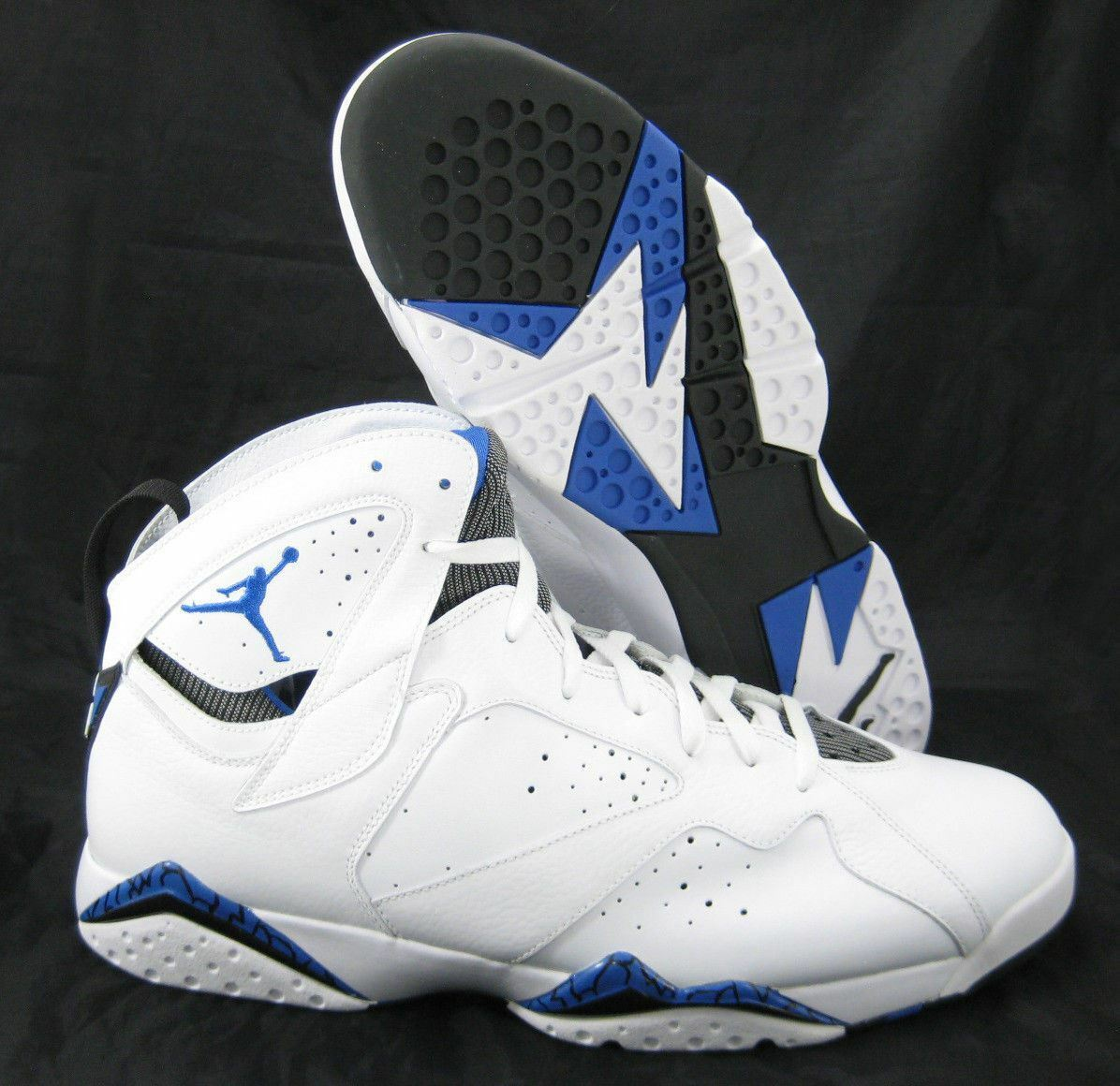 2009 Nike Air Jordan VII Retro 7 DMP Pack OG SZ 15 304775-161 Magic Royal bluee