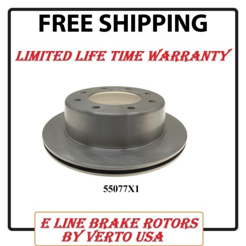 Rear Disc Brake Rotor  For Cadillac DeVile 2000-2005 DTS 2007-2011