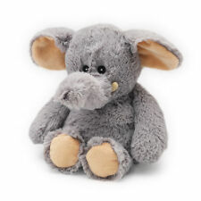 COZY PLUSH Elephant Microwavable - heatable Soft Scented toy great gift INTELEX