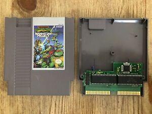 Teenage-Mutant-Ninja-Turtles-III-3-The-Manhattan-Project-Nes-Nintendo