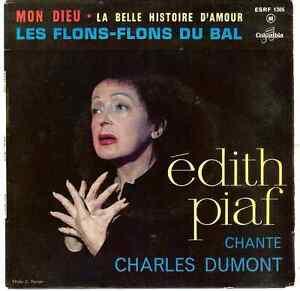 EDITH-PIAF-45-RPM-EP-MON-DIEU-LA-BELLE-HISTOIRE-D-039-AMOUR-LES-FLONS-FLONS-VG