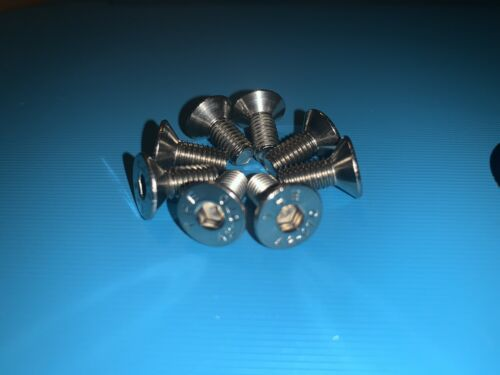 Honda Accord 8 x Stainless Steel brake disc retaining rotor screws Fast Delivery