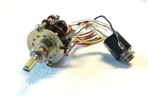 Speaker-Channel-Selector-and-1-4-Headphone-Jack-for-Sansui-4000-Stereo-Receiver