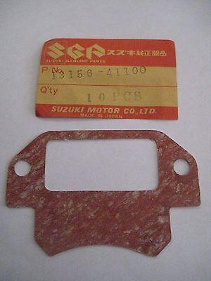 NOS SUZUKI 13156-40200 REED VALVE GASKET RM100 RM125 PE175 RS175