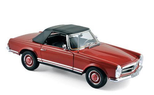DE AGOSTINI 1:43 #75 DIE-CAST CAR AUTO MERCEDES BENZ 280 SE 3.5 1969