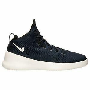 Looking For Mens Court Shoes - Nike Hyperfr3sh Mid Off Obsidian/Black