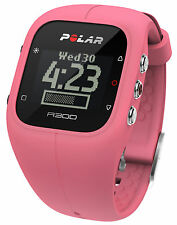 Polar A300 Fitness and Activity Tracker with Bluetooth Pink 90054237H7