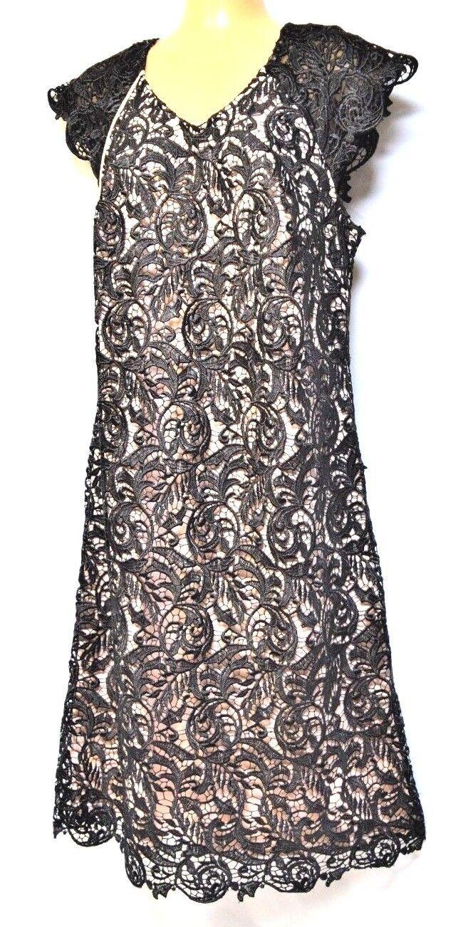 TS dress TAKING SHAPE EVENT WEAR plus sz S - M   18 'Dynasty' lace NWT rrp